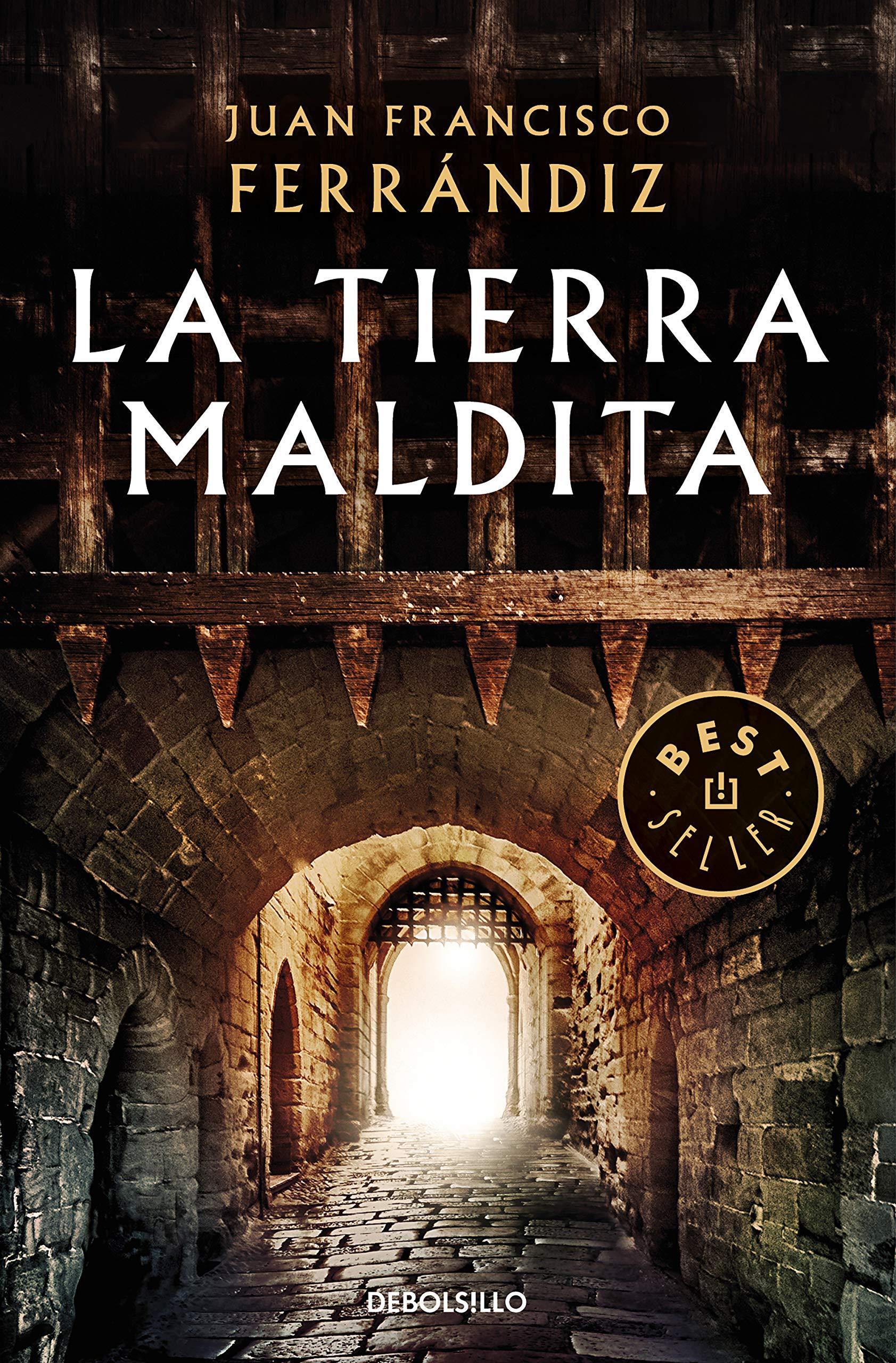 La tierra maldita (Best Seller): Amazon.es: Ferrándiz, Juan Francisco: Libros