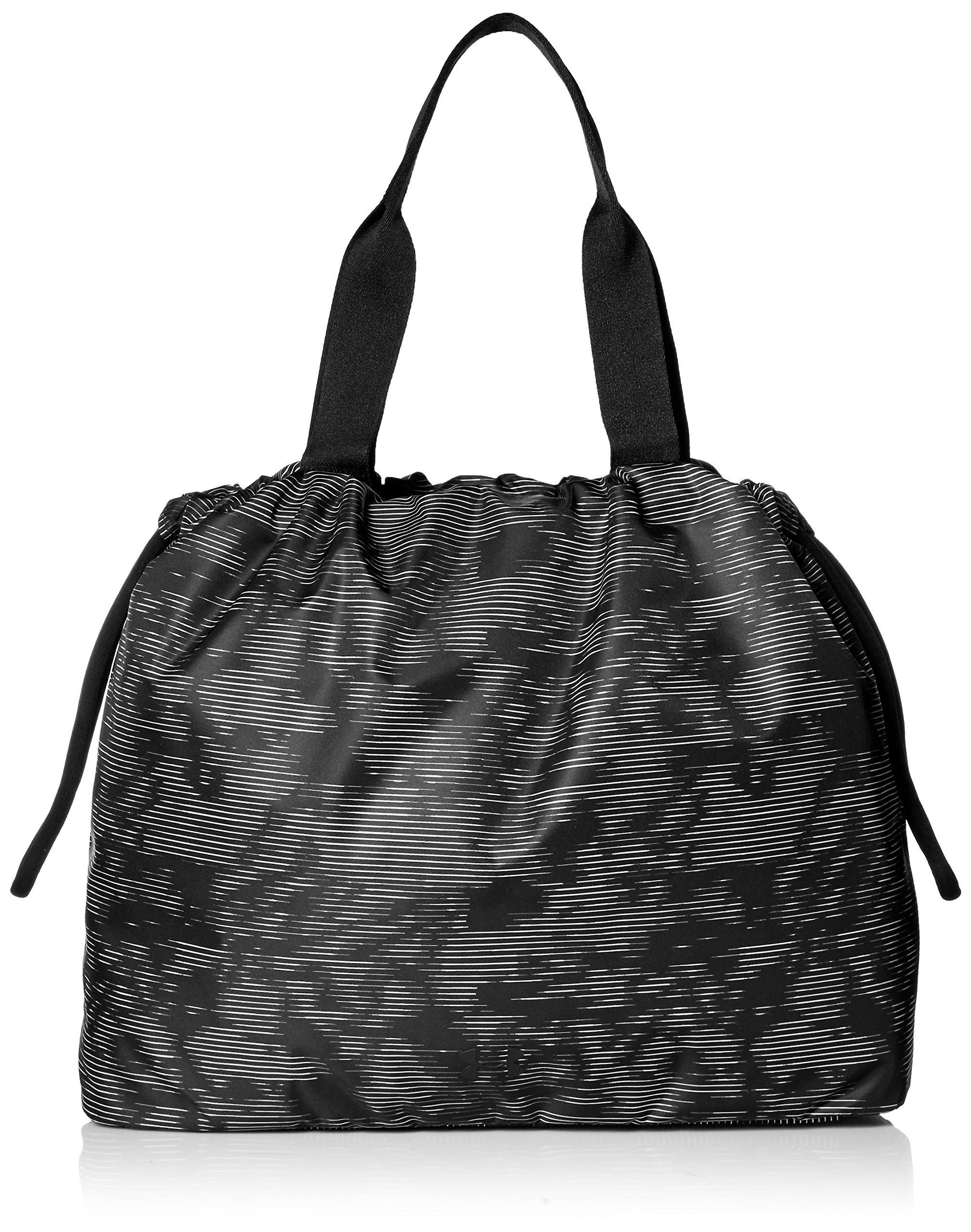 Under Armour Women's Cinch Printed Tote, Black