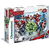 Clementoni Maxi Avengers2 104 Parça Büyük Boy Puzzle