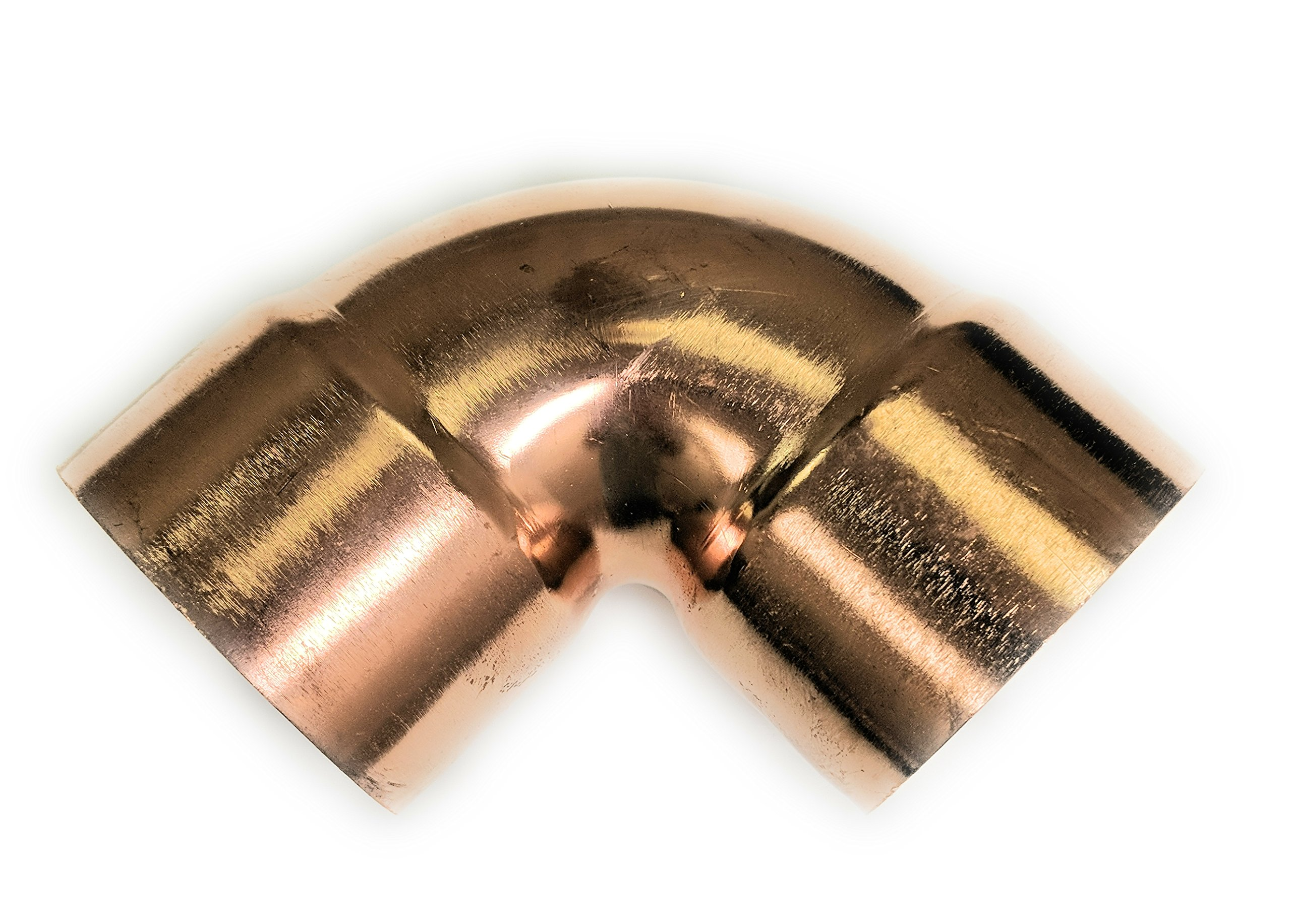 ICS Industries - Cello C2 Wrot Copper Pressure 1/8'' 90 Degree Elbow 10 Pack