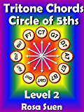 Circle of 5ths Level 2 - Tritone Chord Substitutions & Beautiful Harmonic Chord Progressions: Circle of 5ths Music Theory