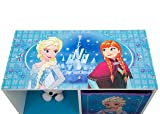 Delta Children 6 Cubby Storage Unit, Disney Frozen