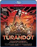 Puccini: Turandot [Cast, Chorus and Orchestra of the Royal Opera House, Henrik Nanasi, Andrei Serban] [Blu-ray] [2014] [Region Free]