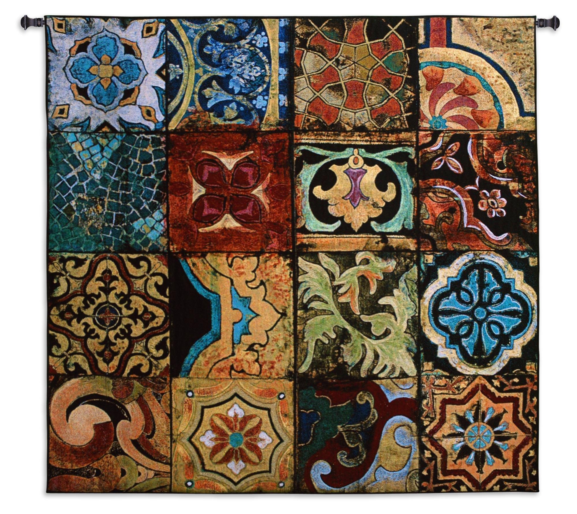 Fine Art Tapestries ''Arabian Nights I'' Wall Tapestry