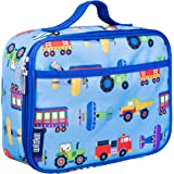 Wildkin Kids Insulated Lunch Box for Boys and Girls, Perfect Size for Packing Hot or Cold Snacks for School and Travel…