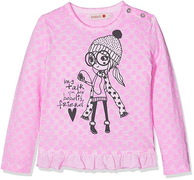 boboli Knit t-Shirt for Baby Girl Baby Products Baby Clothing