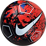 Avatoz Football(CR7) - Size: 5, Diameter: 26 cm (Pack of 1, Multicolor)