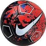 Avatoz Football(CR7) - Size: 5, Diameter: 26 cm (Pack of 1, Multicolor)