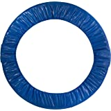 Blue Trampoline Safety Pad (Spring Cover) fits for: Needak Folding Rebounder Soft-Bounce -40