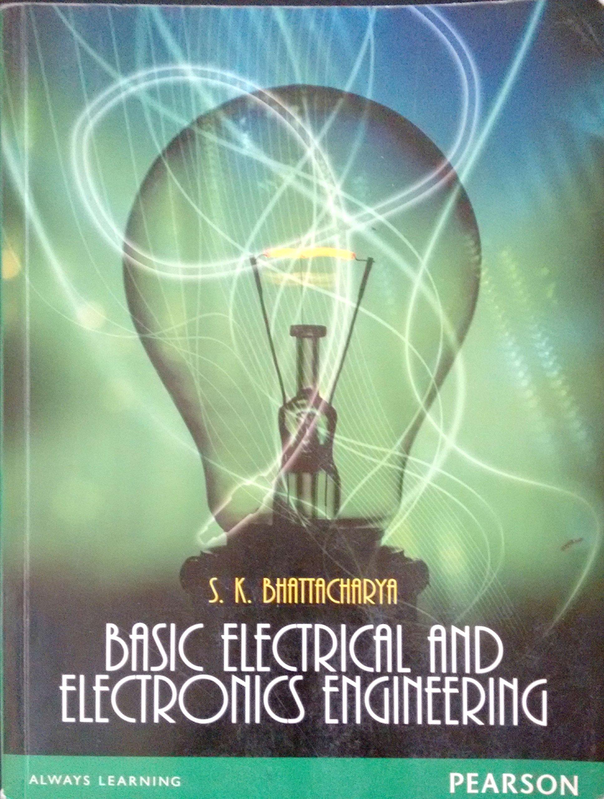 bhattacharya basic electrical engineering book