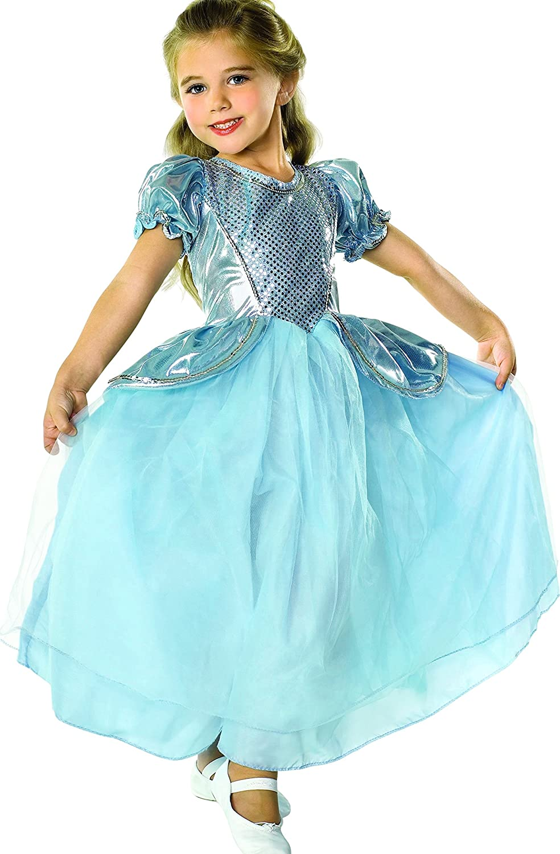 Amazon.com: Rubie\'s Costume Palace Princess Child Costume, Small ...