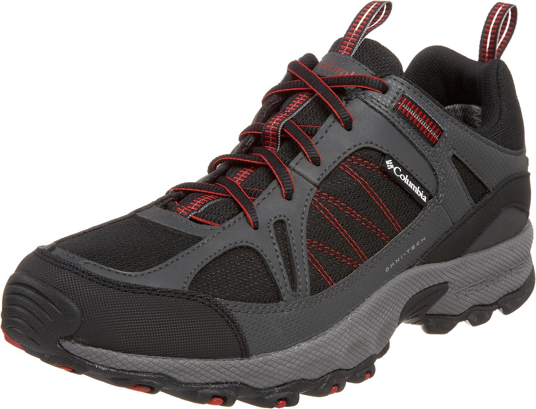 columbia omni grip hiking shoes