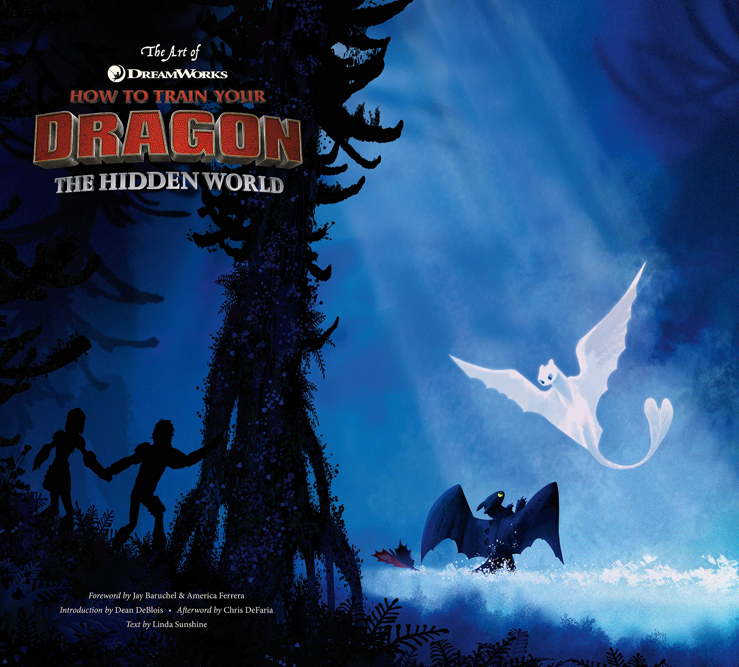 The Art Of How To Train Your Dragon The Hidden World Amazoncouk