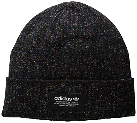 b6fa2fd0e82 Amazon.com  adidas Women s Originals Rib Beanie