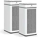 Medify MA-40 Air Purifier with H13 True HEPA Filter   840 sq ft Coverage   for Smoke, Smokers, Dust, Odors, Pet Dander   Quie