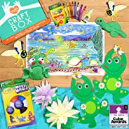 WE CRAFT BOX Kid's Craft Subscription Box Ages 3-9