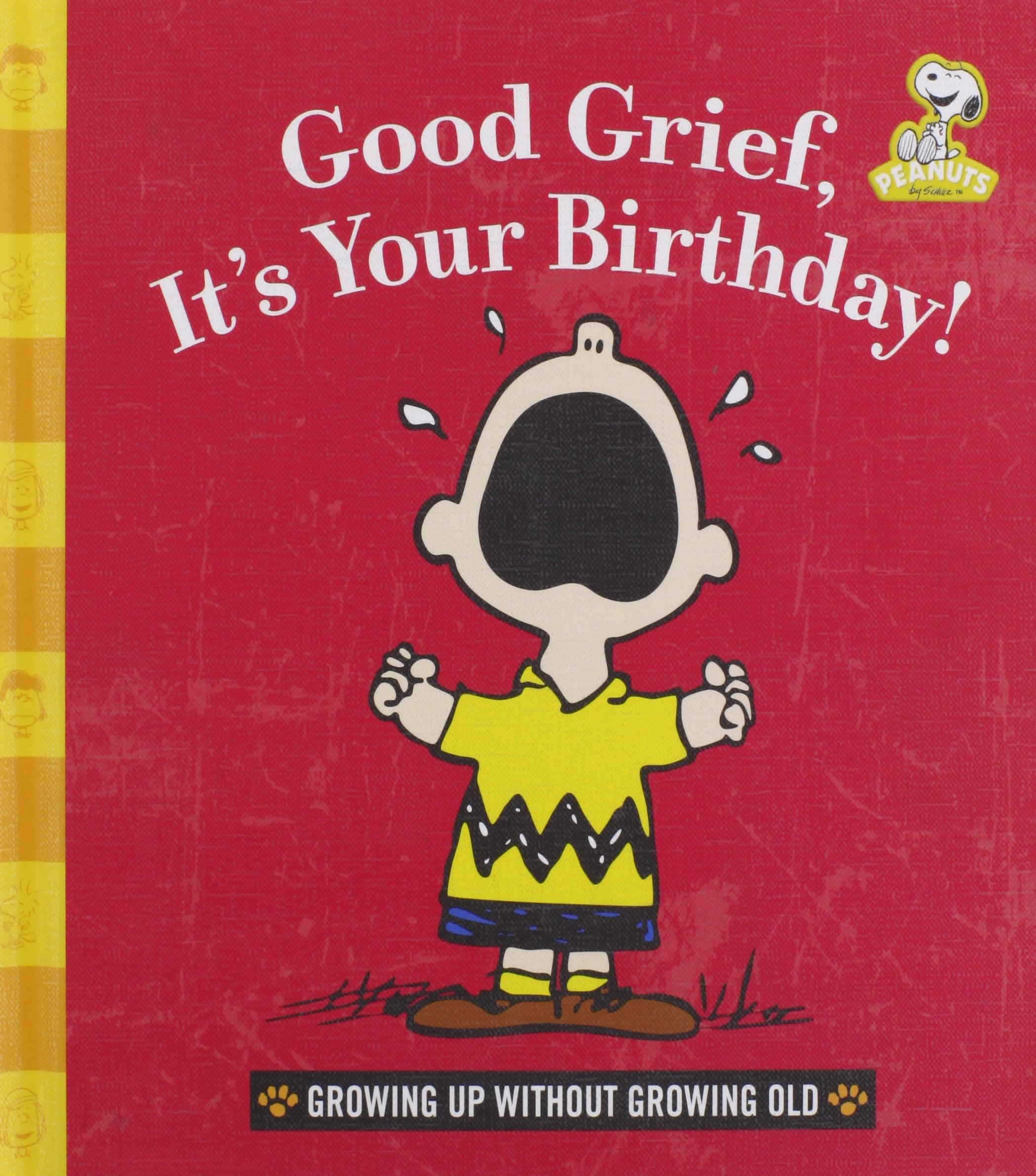 Good Grief It S Your Birthday Growing Up Without Growing Old