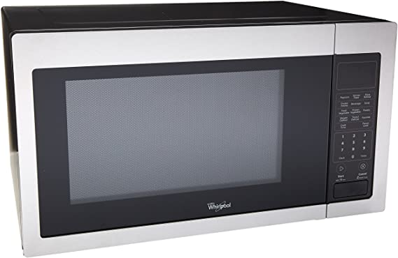 Whirlpool WMC30516HZ 1.6 cu Ft Stainless Steel Countertop Microwave Replacement Model For WMC30516AS