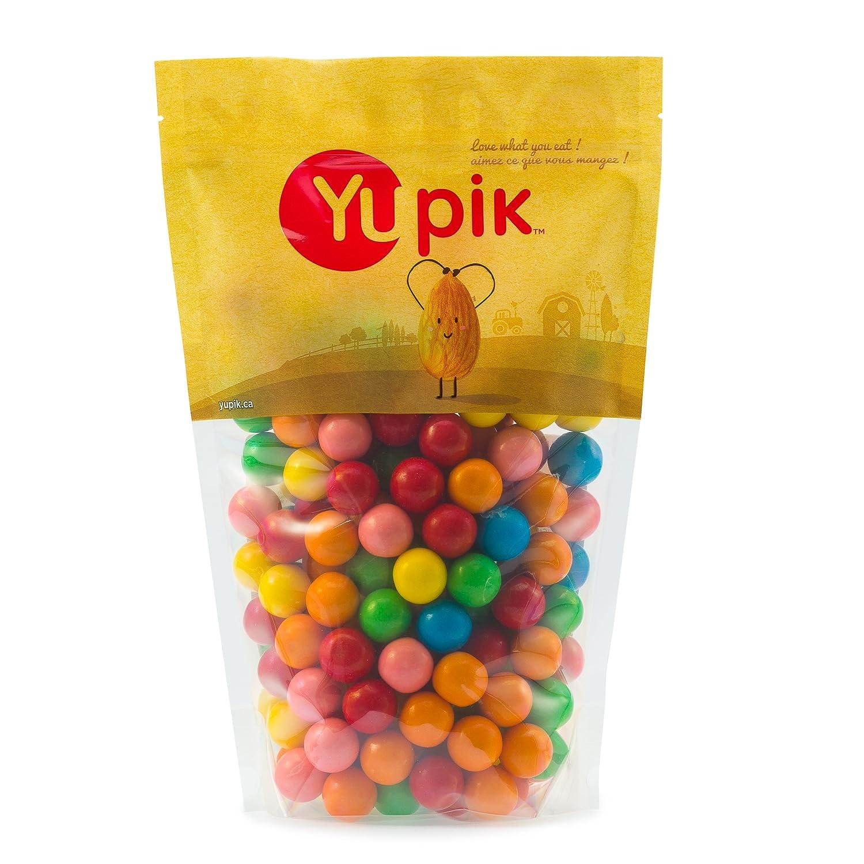 Yupik Bubble Gum Max Mix, 1kg (Mini Gum Balls) Tootsi Impex Inc.