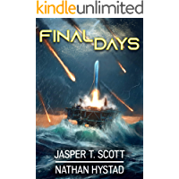 Final Days book cover