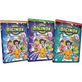 Digimon: Digital Monsters (Season 1 / Volume 1 - 3) (3-Pack)