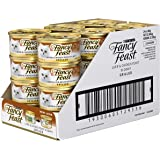 Fancy Feast Grilled Liver & Chicken in Gravy Wet Cat Food, 24X85g