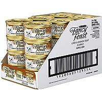 Fancy Feast Grilled Liver & Chicken in Gravy Wet Cat Food, Adult, 24X85g