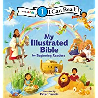 I Can Read My Illustrated Bible: for Beginning Readers, Level 1