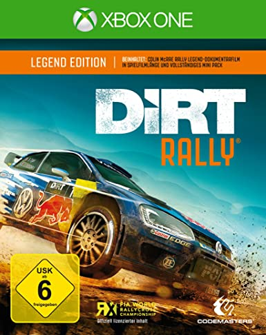 Codemasters DiRT Rally - Juego (Xbox One, Racing): Amazon.es: Videojuegos