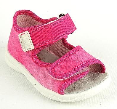 b524c586a7d2e Superfit 4-00294 Bully Baby Schuhe Kinder Hausschuhe Sandalen Weite Mittel  III