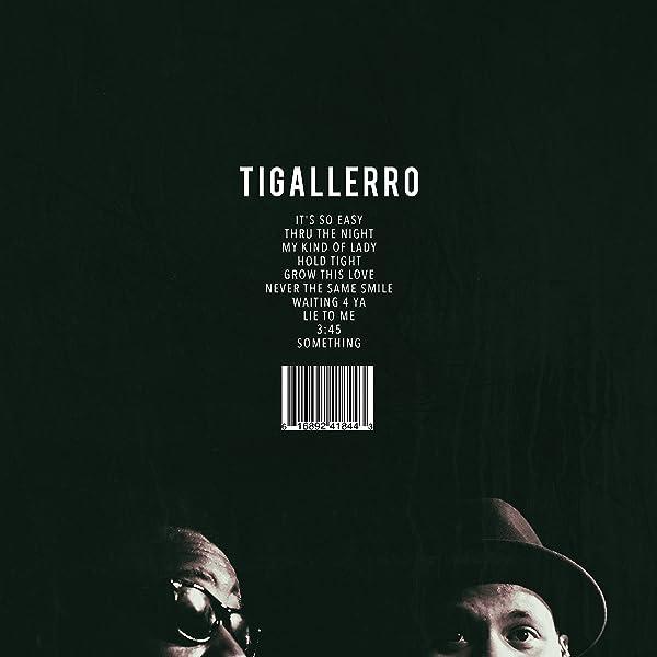 Tigallerro by Phonte & Eric Roberson on Amazon Music - Amazon.com