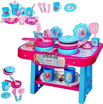 Große Kinderküche   Incl. Zubehör !   U0026quot; Disney Frozen   Die Eiskönigin  U0026quot