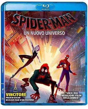 Spider Man Un Nuovo Universo Blu Ray Amazon It Shameik Moore