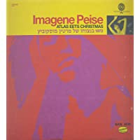 Imagene Peise: Atlas Eets Christmas (Vinyl)