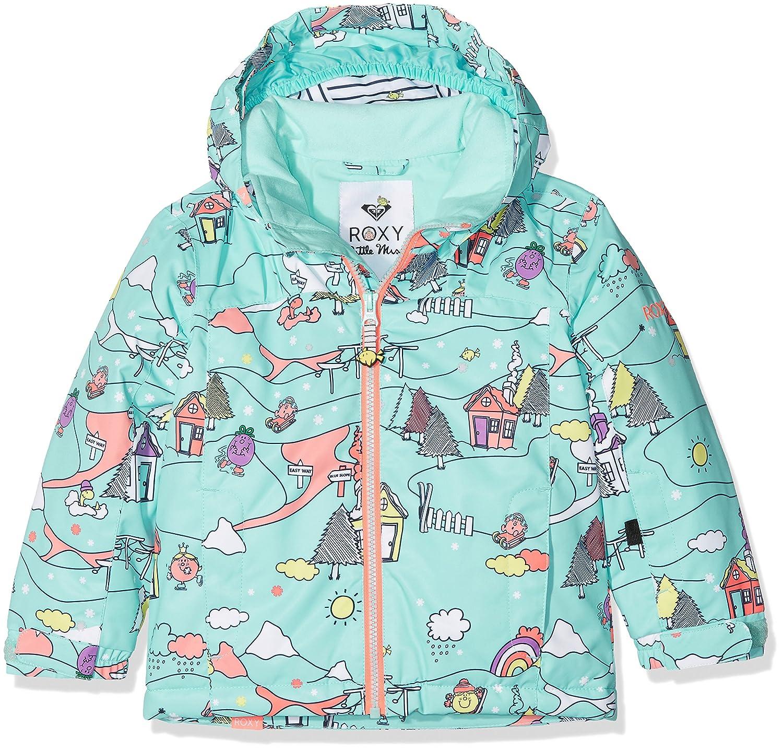 Roxy Jetty JK Mini Little Miss Snow Jacket for Girls 2 7 Womens