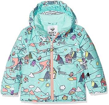 b03a3faea Roxy Jetty JK Mini Little Miss Snow Jacket for Girls 2 - 7