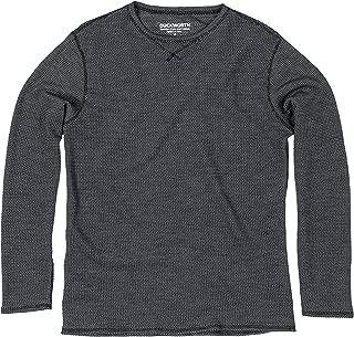 product image for Duckworth Men's Polaris Crew Long Sleeve Shirt