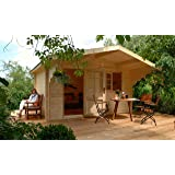 Allwood Kit Cabin Lillevilla Escape