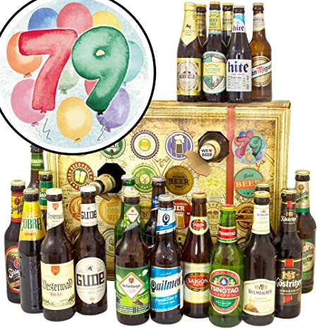 Geschenk Zum 79 Bier Adventskalender Mit Bieren Der Welt Und