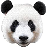 Madd Capp Puzzles - I AM Panda - 550 pieces - Animal Shaped Jigsaw Puzzle