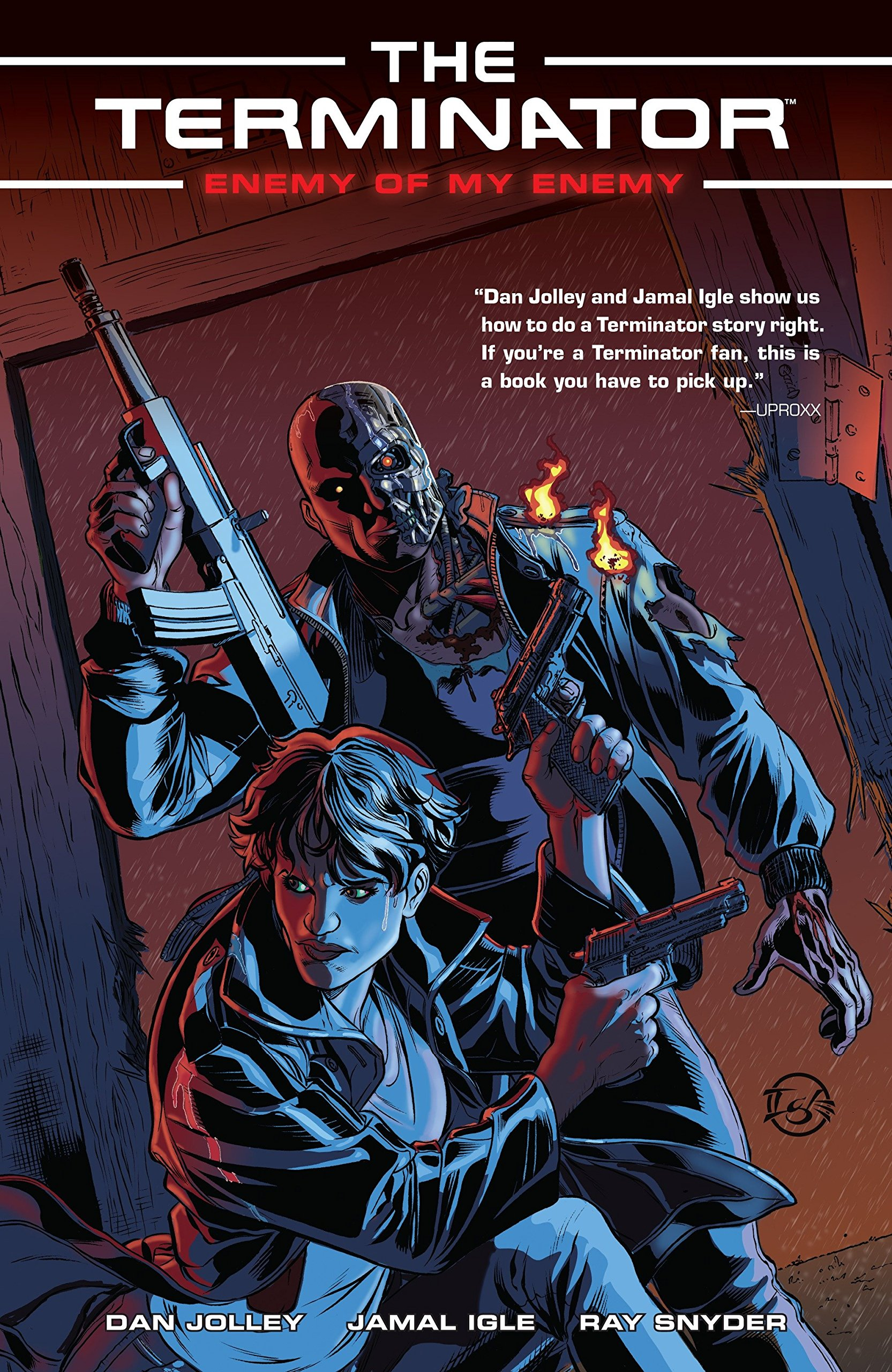 Terminator: Enemy of My Enemy by Dark Horse Books