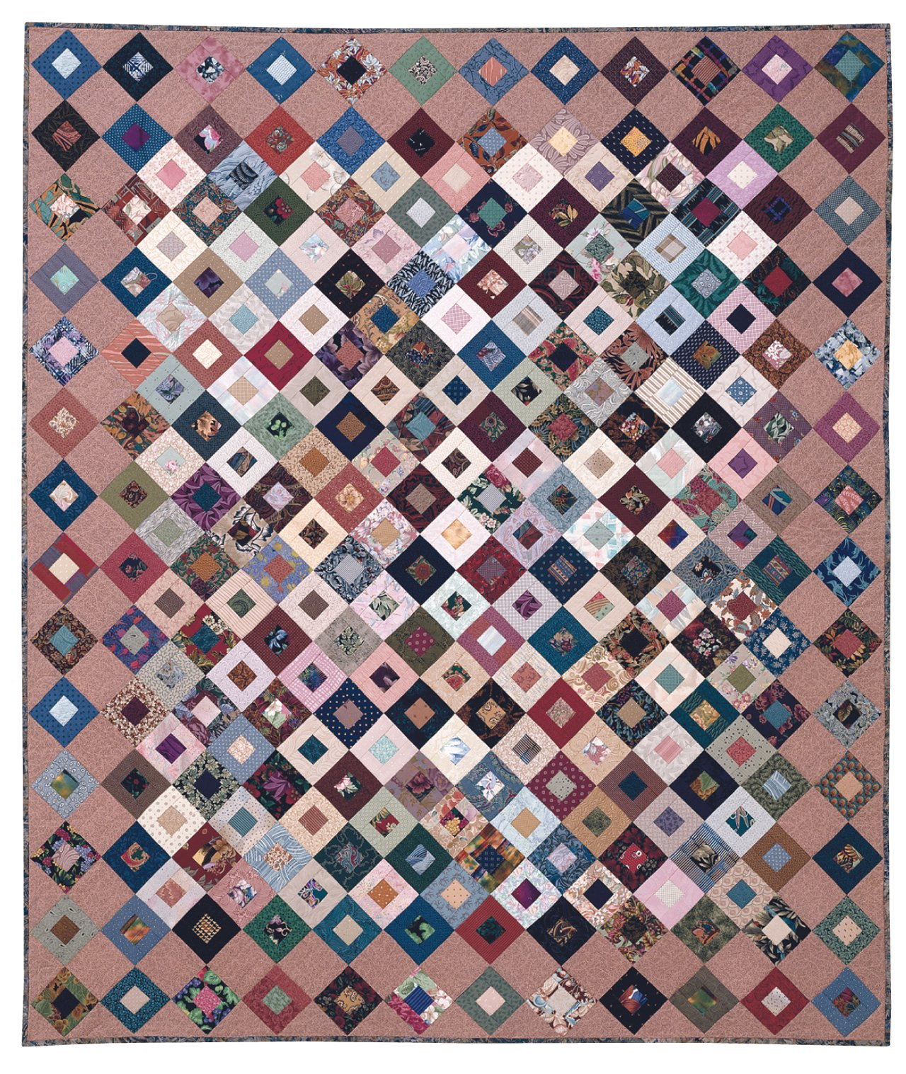 Easy Quilts for Beginners and Beyond: 14 Quilt Patterns from Quiltmaker Magazine by That Patchwork Place (Image #11)