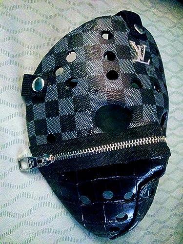 eda675d41f3dd Amazon.com  LOUIS VUITTON ZIPPER MASK DELUXE  Handmade