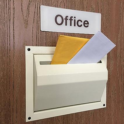 Protex Through-The-Door Letter Drop Box (WSR-162) & Amazon.com: Protex Through-The-Door Letter Drop Box (WSR-162 ...