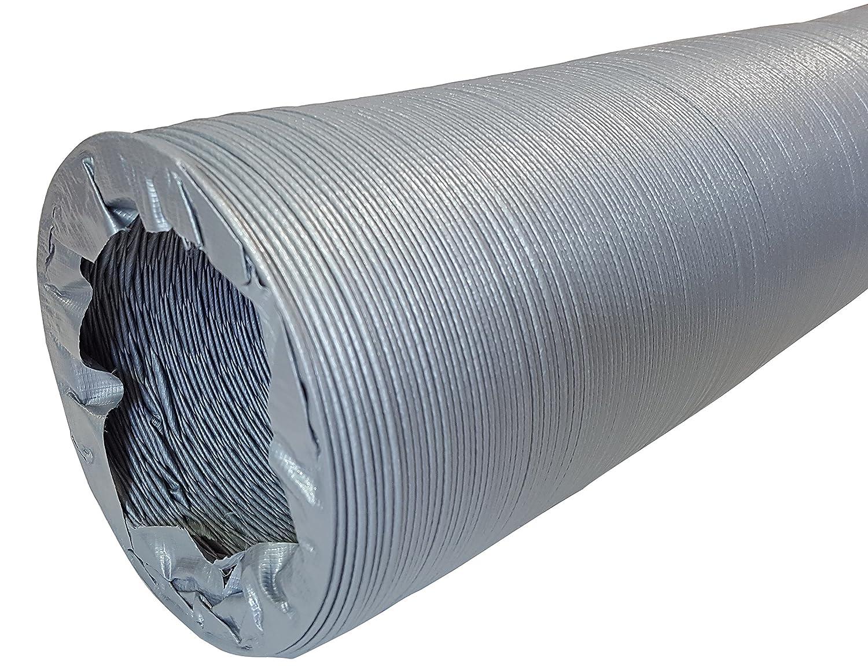 Intelmann L/üftungsschlauch /Ø 160 Klimaschlauch L/änge 10 m