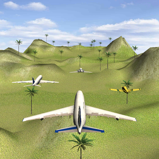 Jet Plane Landing - 1