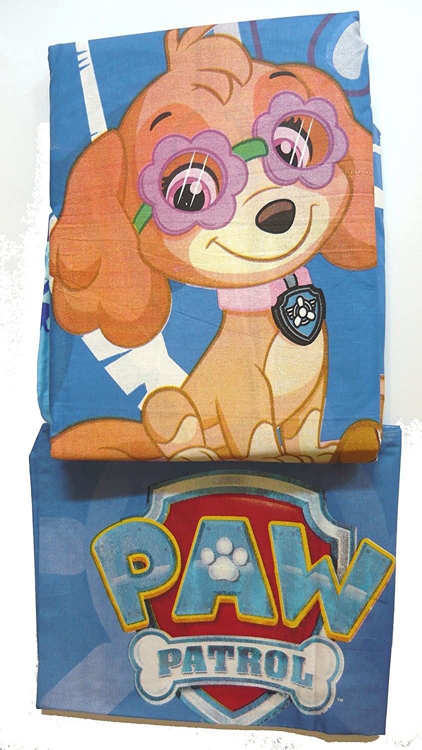 COMPLETO LETTO PAW PATROL SPINMASTER