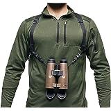Bushnell Binoculars Harness, Fits Most Models_BASFHARN, Black, One Size