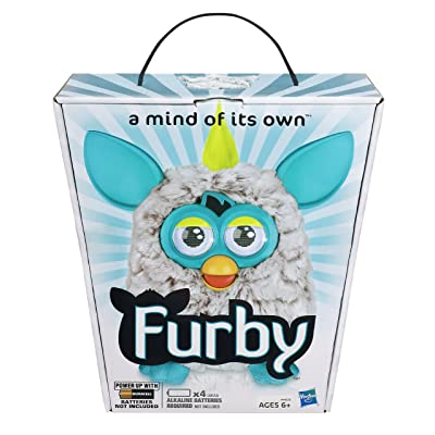 Furby (Gray/Teal): Kitchen & Dining