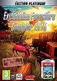 Exploitation Forestière Simulator 2015 - édition platinum